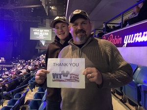 Michael attended The Breakers Tour Featuring Little Big Town With Kacey Musgraves and Midland on Feb 22nd 2018 via VetTix