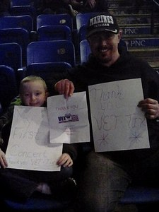 Michael S. Barton Sr.  Ssgt USMC retired attended The Breakers Tour Featuring Little Big Town With Kacey Musgraves and Midland on Feb 22nd 2018 via VetTix