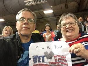 Richard attended The 65th Annual Parada Del Sol Rodeo - Bull Riding Only on This Night on Mar 8th 2018 via VetTix