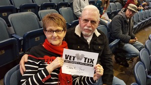 Ed Murray attended Brad Paisley - Weekend Warrior World Tour With Dustin Lynch, Chase Bryant and Lindsay Ell on Feb 24th 2018 via VetTix