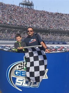 Louis attended 2018 TicketGuardian 500 - Monster Energy NASCAR Cup Series on Mar 11th 2018 via VetTix