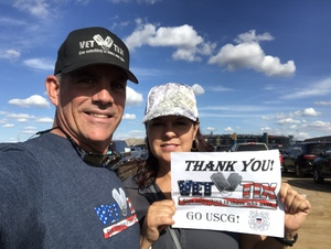 Stephen C attended 2018 TicketGuardian 500 - Monster Energy NASCAR Cup Series on Mar 11th 2018 via VetTix