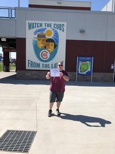 Brian attended Chicago Cubs vs. Chicago White Sox - MLB Spring Training on Feb 27th 2018 via VetTix