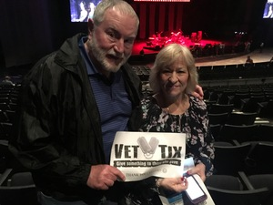 Anthony attended Turnpike Troubadours on Mar 2nd 2018 via VetTix