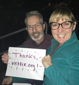 Ron attended Lorde: Melodrama World Tour on Mar 2nd 2018 via VetTix