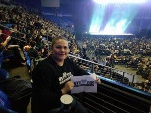 Tamara attended Lorde: Melodrama World Tour on Mar 2nd 2018 via VetTix