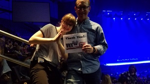Brian attended Lorde: Melodrama World Tour on Mar 2nd 2018 via VetTix