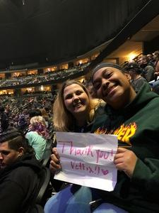 Kenneth attended Lorde: Melodrama World Tour on Mar 5th 2018 via VetTix