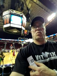 todd attended Pac-12 Women's Basketball Tournament - Quarterfinals - Teams TBD on Mar 2nd 2018 via VetTix