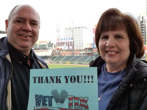 Steve attended Atlanta Braves vs. Braves Future Stars - MLB Exhibition on Mar 27th 2018 via VetTix