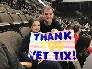 Brian attended Jacksonville Icemen vs. Reading Royals - ECHL on Mar 2nd 2018 via VetTix