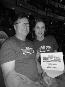 Ron attended Cole Swindell Special Guests: Chris Janson and Lauren Alaina (american Idol) on Mar 9th 2018 via VetTix