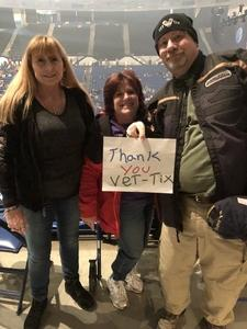 Wayne attended Cole Swindell Special Guests: Chris Janson and Lauren Alaina (american Idol) on Mar 9th 2018 via VetTix