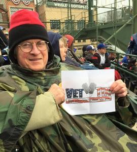 Peter attended Chicago Cubs vs. Atlanta Braves - MLB on Apr 13th 2018 via VetTix