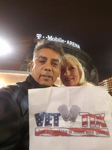 Eric G. attended Bon Jovi - This House Is Not for Sale Tour on Mar 17th 2018 via VetTix