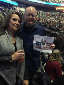 Robert attended Bon Jovi - This House Is Not for Sale Tour on Mar 17th 2018 via VetTix