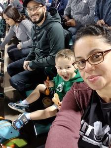 Cynthia attended Oakland Athletics vs. Seattle Mariners - MLB Spring Training on Mar 15th 2018 via VetTix