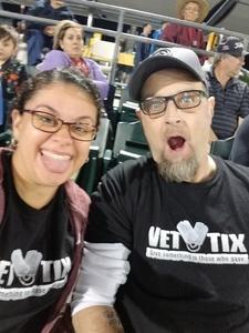 William attended Oakland Athletics vs. Seattle Mariners - MLB Spring Training on Mar 15th 2018 via VetTix
