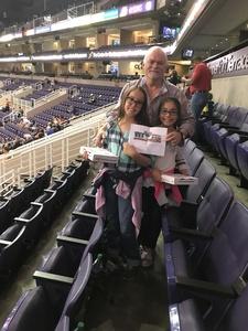 Kirk Sefton attended Arizona Rattlers vs Nebraska Danger - IFL on Mar 24th 2018 via VetTix