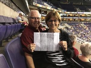 Sharon attended Arizona Rattlers vs Nebraska Danger - IFL on Mar 24th 2018 via VetTix