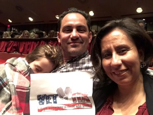 James attended The Great Gatsby on Apr 6th 2018 via VetTix
