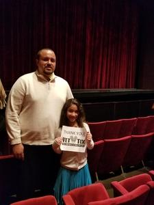 Jose attended The Great Gatsby on Apr 6th 2018 via VetTix