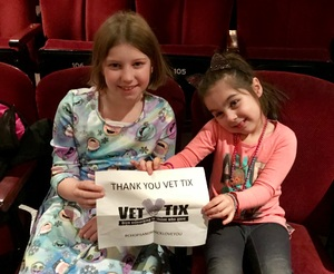 CHOPS attended Mummenschanz - YOU AND ME on Mar 18th 2018 via VetTix
