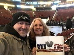 Robert attended Judas Priest Firepower Tour 2018 on Mar 20th 2018 via VetTix