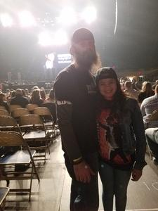 DeWayne attended Cole Swindell Special Guests: Chris Janson and Lauren Alaina (american Idol) on Mar 23rd 2018 via VetTix