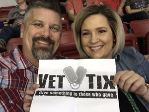 Brian attended PBR - 25th Anniversary - Last Cowboy Standing - Tickets Good for Friday Only on May 4th 2018 via VetTix