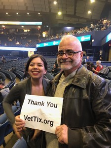 Kenneth attended Lorde Melodrama Tour With Run the Jewels and Mitski on Mar 27th 2018 via VetTix