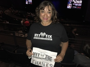 Leticia attended Alabama Southern Draw Tour on Mar 23rd 2018 via VetTix