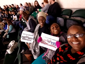 Cathy attended Texas Stars vs. Rockford Icehogs - Military Appreciation Game - AHL on Apr 7th 2018 via VetTix