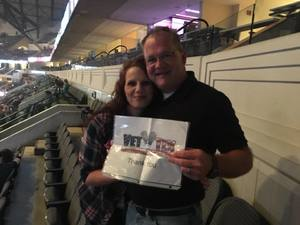 Michael attended Bon Jovi - This House is not for Sale - Tour on Mar 26th 2018 via VetTix