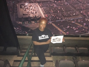 The Briggs Family attended Bon Jovi - This House is not for Sale - Tour on Mar 26th 2018 via VetTix