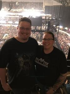 Michelle attended Bon Jovi - This House is not for Sale - Tour on Mar 26th 2018 via VetTix