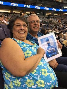 Ron attended Arizona Rattlers vs. Cedar Rapids Titans - IFL on Mar 31st 2018 via VetTix