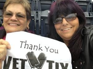 Lisa attended San Diego Padres vs. Colorado Rockies - MLB on Apr 2nd 2018 via VetTix