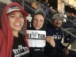 Matthew attended San Diego Padres vs. Colorado Rockies - MLB on Apr 3rd 2018 via VetTix