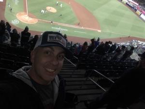 Justin attended San Diego Padres vs. Colorado Rockies - MLB on Apr 3rd 2018 via VetTix