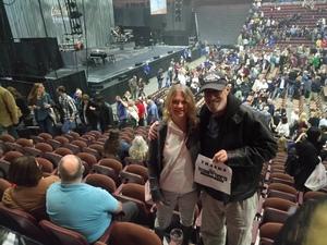 Steven attended Celtic Women Live on Mar 30th 2018 via VetTix