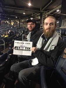 Mac attended Pittsburgh Pirates vs. Cincinnati Reds - MLB on Apr 6th 2018 via VetTix