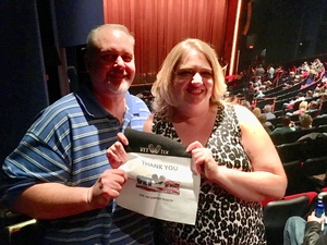 JOSEPH attended Jewel: Hits, Muses and Mentors on Mar 30th 2018 via VetTix