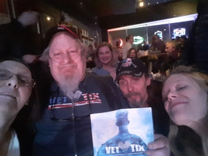 kevin attended The Decline and Fall of Jack Merrywell Comedy Show - Live Taping on Apr 14th 2018 via VetTix