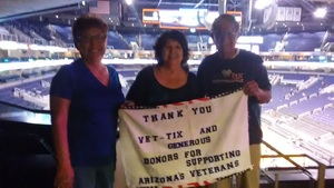 David attended Phoenix Suns vs. Sacramento Kings - NBA on Apr 3rd 2018 via VetTix