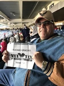 EDWIN attended New York Yankees vs. Baltimore Orioles - MLB on Apr 7th 2018 via VetTix