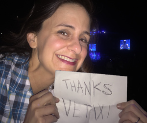 Jill attended Brad Paisley - Weekend Warrior World Tour With Dustin Lynch, Chase Bryant and Lindsay Ell on Apr 7th 2018 via VetTix