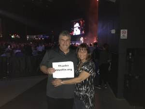 George attended Brad Paisley Weekend Warrior World Tour Standing and Lawn Seats Only on Apr 13th 2018 via VetTix