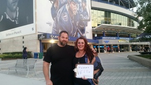 Michael attended Lorde: Melodrama World Tour on Apr 11th 2018 via VetTix