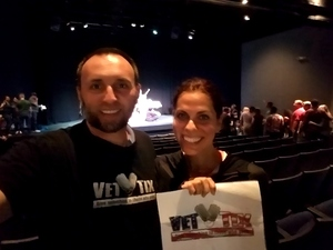 Ian attended The Neverending Story: Live & Legless - 17+ Only on May 3rd 2018 via VetTix